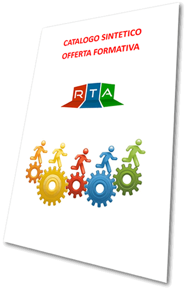 Catalogo formazione RTA